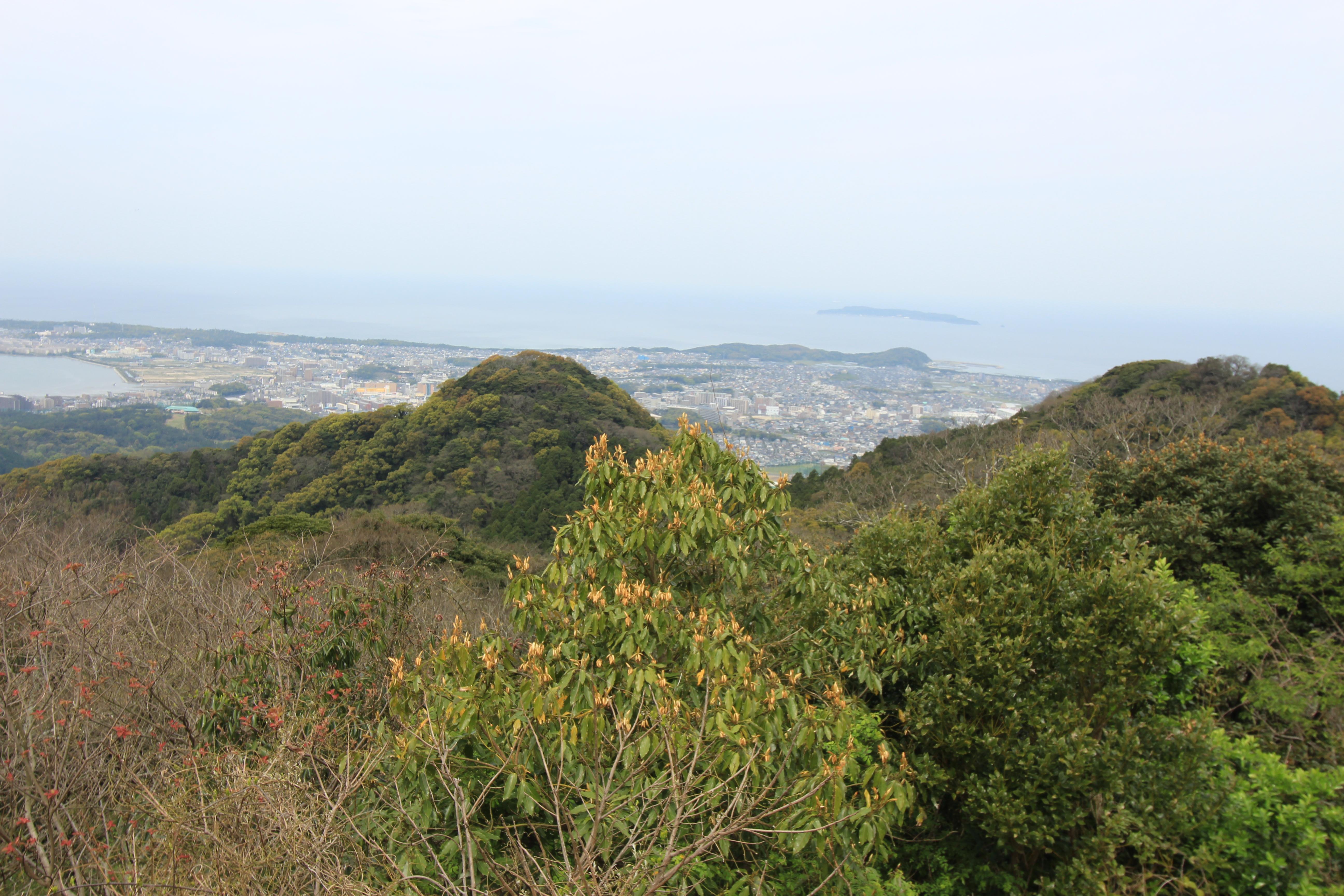 立花山山開き