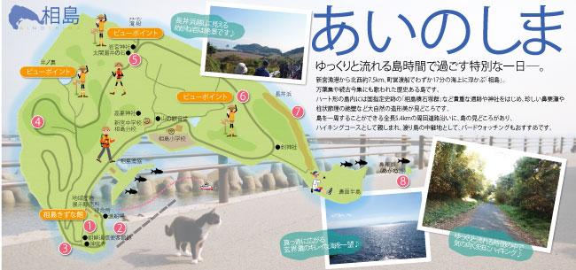相島パンフレット画像